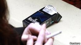 Philip Morris судится с Австралией из-за пачек без лого