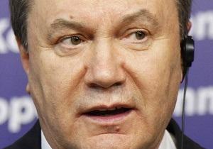 Янукович предложил подравшимся депутатам публично помириться