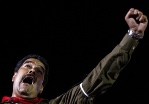 Фотогалерея: По стопам Команданте. Венесуэла выбрала нового лидера