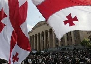 Грузия назвала  призыв МИД России частью антигрузинской кампании