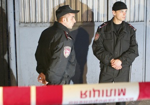 В Киевской области ограбили дом чиновника из аппарата Азарова