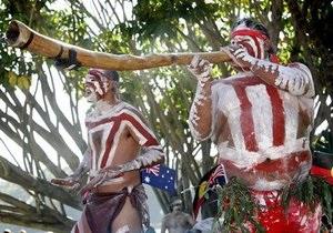Facebook удалил  расистскую  страницу об аборигенах Австралии