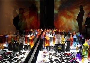В Лондоне открылась выставка наркотиков