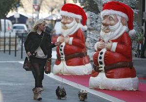 Кабмин определился с выходными на новогодние праздники (исправлено)