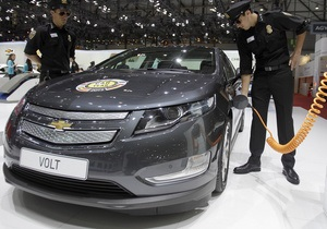Фотогалерея: Тачки из будущего. Новинки Женевского автосалона-2012