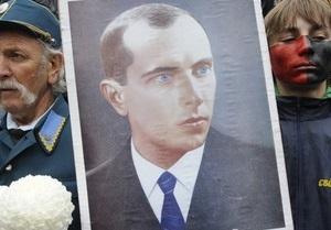 В Киеве пройдет факельное шествие в честь Бандеры
