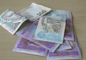 Минфин обнародовал размер дефицита бюджета Украины в январе-августе