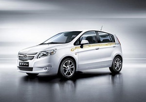 GM вместе с китайскими партнерами построил электрокар