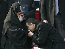 На инаугурации Саакашвили один человек умер, другой сломал ногу