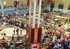 Первые магазины павильонного типа в Киеве планируют открыть в начале 2011 года