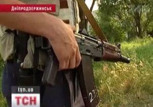 В Днепродзержинске из автомата расстреляли бизнесмена