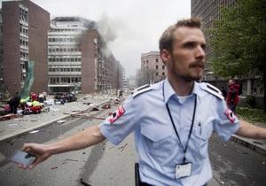 Польская прокуратура опровергла информацию о задержаниях в связи с терактами в Осло