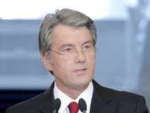 Ющенко пригрозил досрочными выборами в Украине
