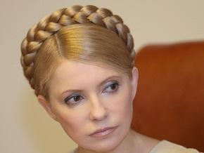 Тимошенко запретила продавать в аптеках маски,  изготовленные из марли, отпущенной из резерва