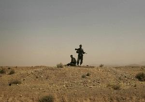 В Афганистане под перекрестный огонь военных НАТО и талибов попали дети