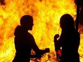 Пожар в Запорожской области унес жизни пятерых людей
