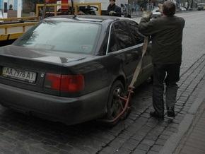 СМИ: Кабмин планирует снова легализовать блокираторы колес