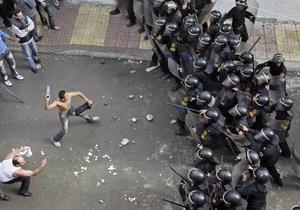 Минобороны Египта заявило, что Мубарак не отдавал приказа военным стрелять в демонстрантов