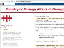 Эстонские IT-эксперты наладят работу грузинских сайтов