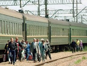 Десятки людей пострадали при железнодорожной аварии под Тамбовом