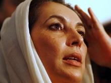 В Пакистане задержаны двое подозреваемых в причастности к убийству Беназир Бхутто