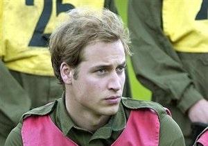 Принц Уильям неожиданно прибыл в Афганистан