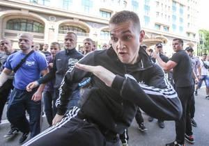 Титушко - митинг 18 мая - Сторонники Титушко предлагают запретить использовать его фамилию как термин