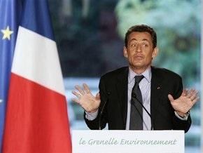 Саркози вновь высказался против вступления Турции в ЕС