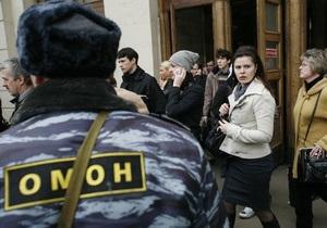 С начала года российские спецслужбы предотвратили десять терактов