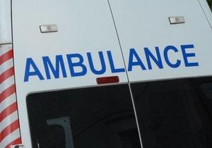 В Полтавской области столкнулись два грузовика, оба водителя погибли