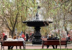 В День матери в Киеве резко похолодает