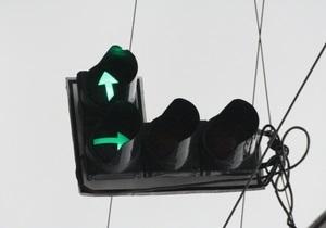 В Киеве до конца года установят 88 звуковых светофоров