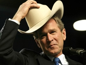 Южноафриканский телеканал  похоронил   Буша