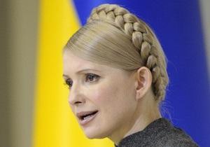Тимошенко о Януковиче: Ни одного слова благодарности. Сплошные унижения