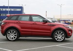 Range Rover Evoque получит 9-ступенчатую автоматическую коробку передач