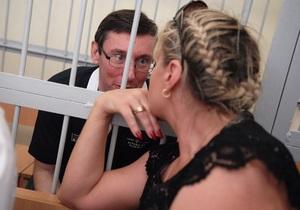 Луценко перевели в областную больницу - Украина