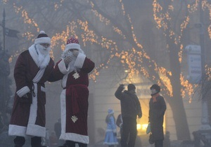 Синоптики сообщили, что Украина будет встречать Новый Год без снега