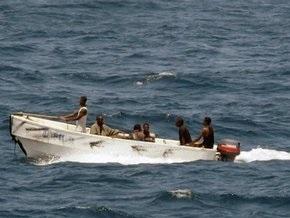 Иран отправил военный корабль для борьбы с сомалийскими пиратами