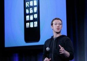 Facebook представила серию приложений Home для Android
