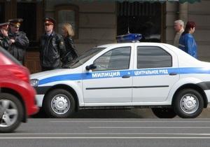 В России милиционеры избили бизнесмена, подрезавшего их на шоссе