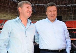 Ахметов: ВАСУ решит, что президентом Украины является Янукович