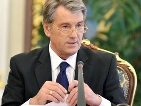 Ющенко: Партии регионов и БЮТ не удалось осуществить мятеж