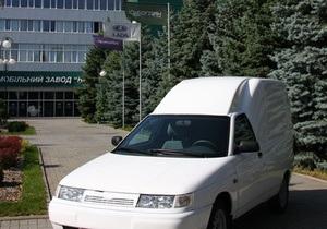 Одна из крупнейших в Украине автокомпаний сократила производство в 3,5 раза