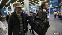В Ливии задержали британцев, приняв валлийский за иврит