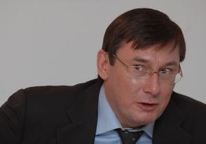 Луценко: Выборы в Украине прошли спокойно