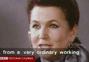 Видео: Галина Вишневская рассказывает и поет