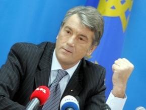 Источник: Ющенко понял, что МИД не способен договориться с Москвой
