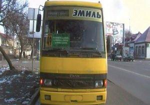 В центре Симферополя гаишники задержали пьяного водителя маршрутки