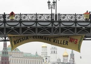 В Москве из-за жары расширяются мосты