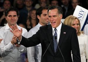 Кандидат в президенты США Ромни повторил оговорку Обамы